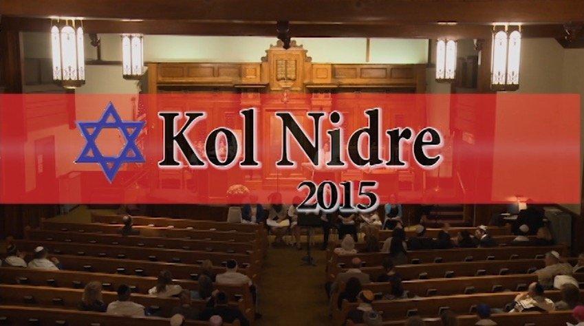 Yom Kippur Kol Nidre 2015 - HC Media