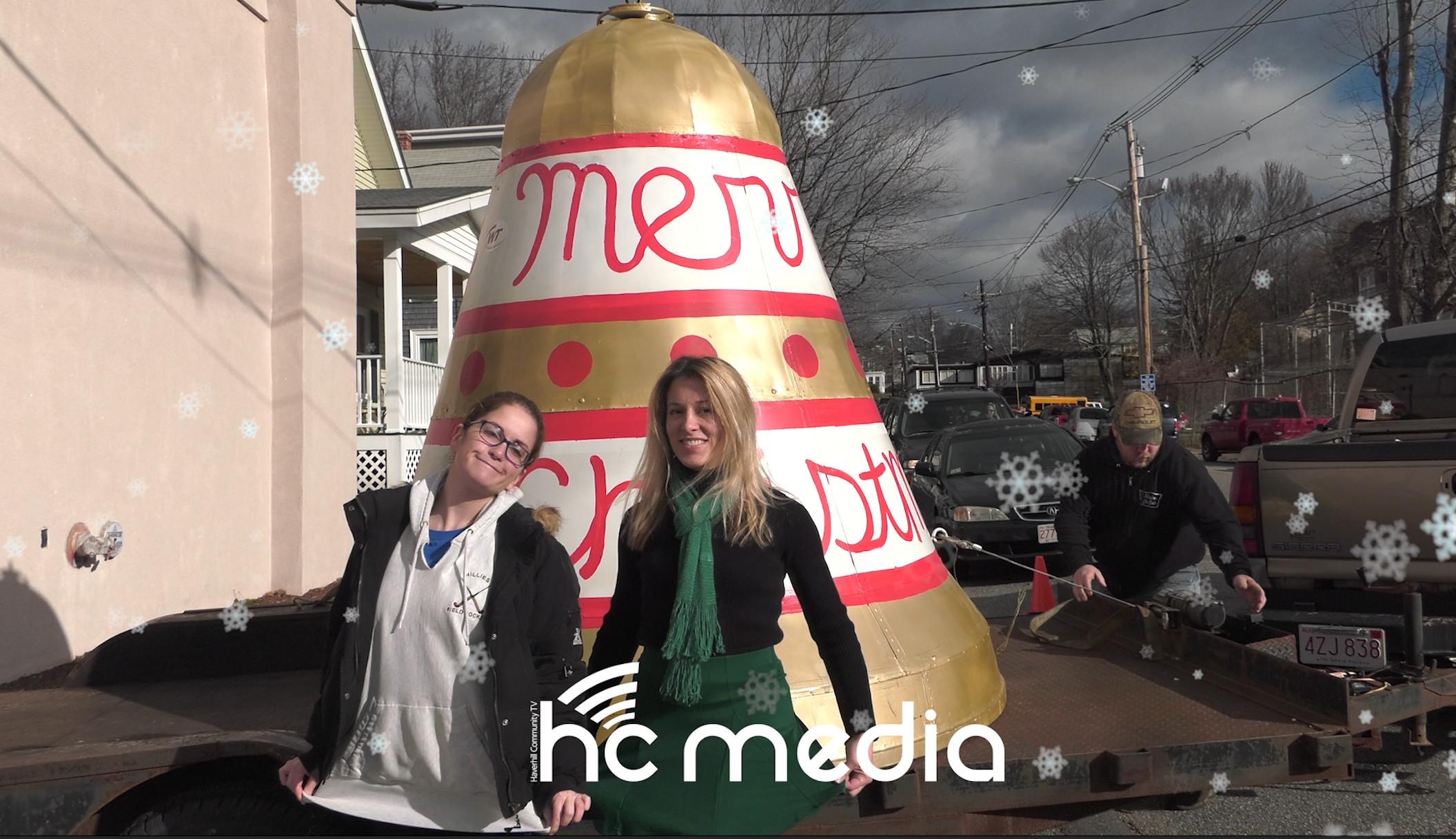 The Christmas Bell is Coming to Town! - HC Media