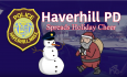 Haverhill PD Spread Christmas Cheer – December 2017