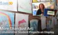 More Than Just Art: Collaborative Student Projects on Display – May 31, 2018 – The Haverhill Journal On the Go