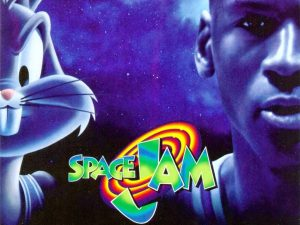 "Popcorn Roulette Movie Night - ""Space Jam"""