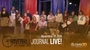 Haverhill Journal Live! Studio Taping