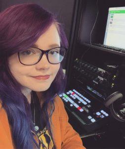 Cassie Ellson, Production Assistant