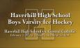 HHS Boys Varsity Ice Hockey vs. Central Catholic - Feb. 03, 2021