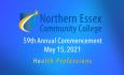 NECC 2021 Commencement Ceremonies - Health Professions