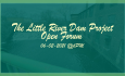 Little River Dam Meeting June 2021 - English