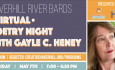 River Bards Poetry Night: Gayle Heney - May 2021