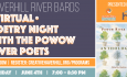 River Bards Poetry Night: Powow River Poets - June 2021