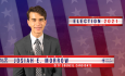 Election 2021 - A Minute with Josiah Morrow, City Council Candidate