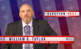 Election 2021 - A Minute with William Taylor, City Council Candidate