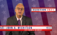 Election 2021 - A Minute with John Michitson, City Council Incumbent Candidate