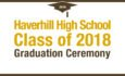 Haverhill High School Class of 2018 Graduation