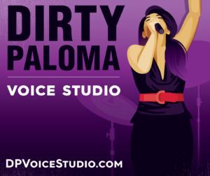 Dirty Paloma Voice Studio Master Class - Brian Cahoon