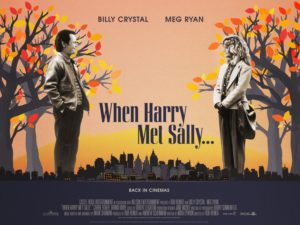 "Popcorn Roulette Movie Night - ""When Harry Met Sally"""