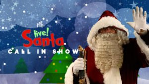 Santa Live! Call-In Show